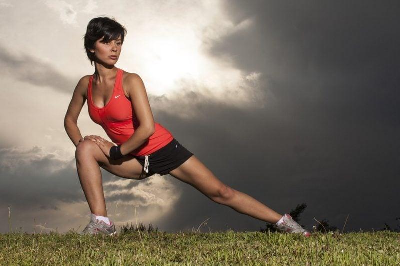 esercizi per perdere peso senza manubri